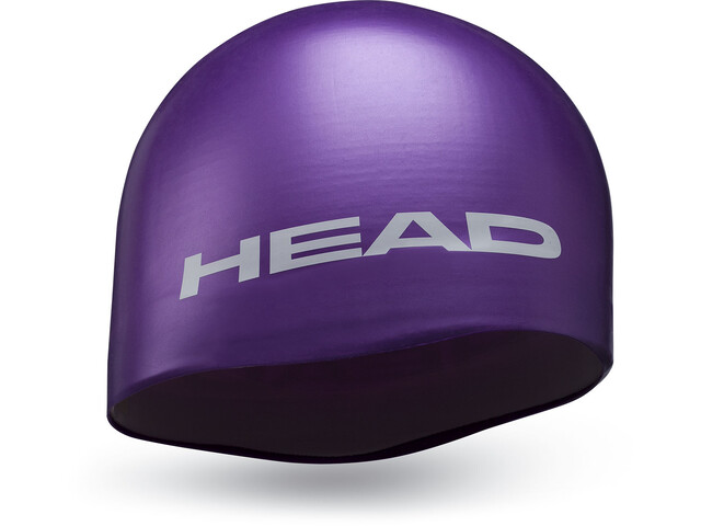 Head Silicone Moulded Casquette, violet